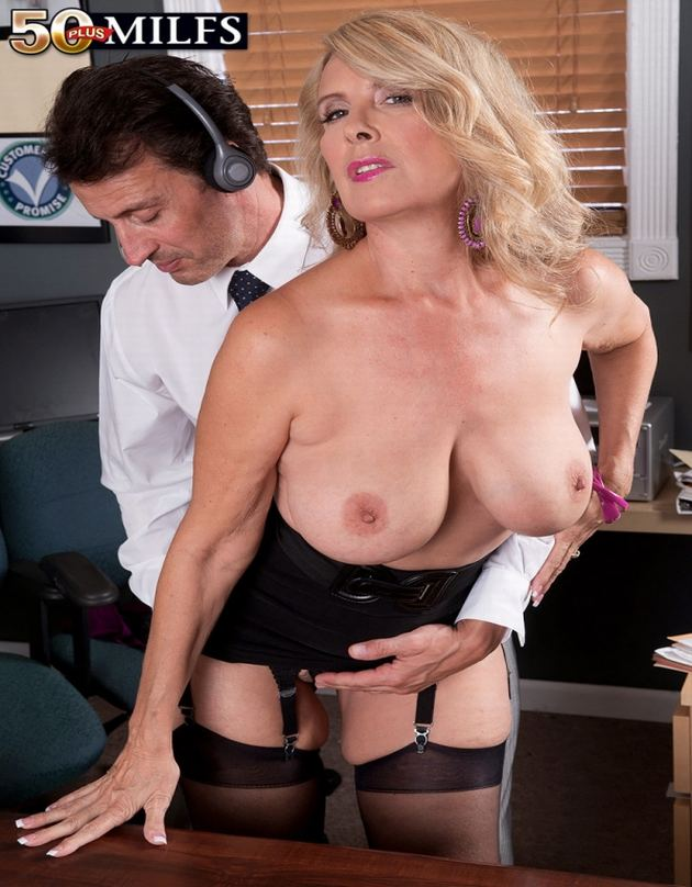 Shana DuPlae - The 50plusmilfs.com Interview: Shana Takes shirley lily - a big black cock for shirleys debut  Control
